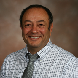 A man wearing a shirt and tie